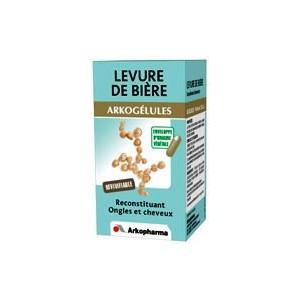 Levure de bière, disponible en pharmacie et dans les grandes surfaces