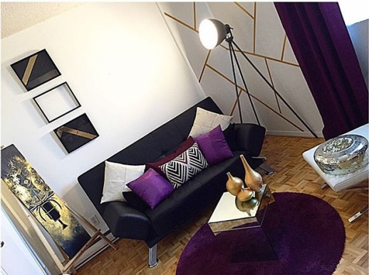 Interieur design by Haiidesigns