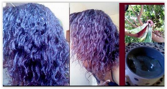 Henné Violet les soins au henné pour cheveux – faydaglam